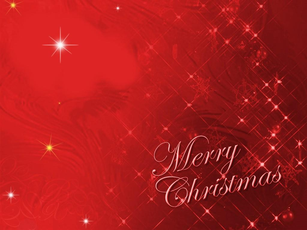 Free Christmass Photo PPT Backgrounds