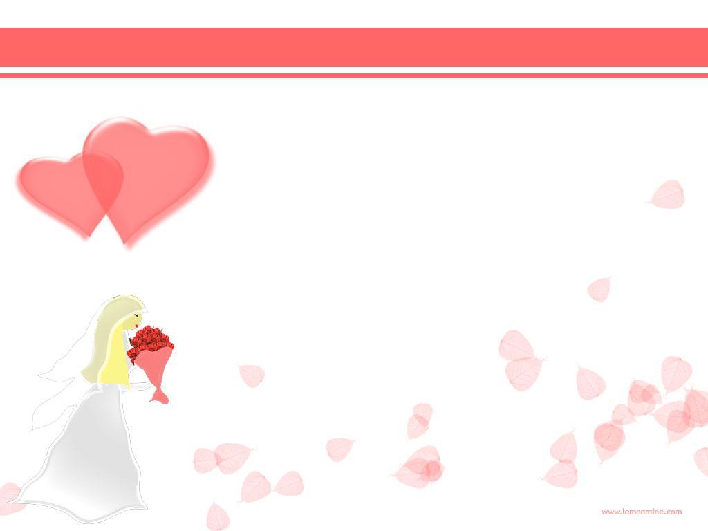 free wedding ppt templates