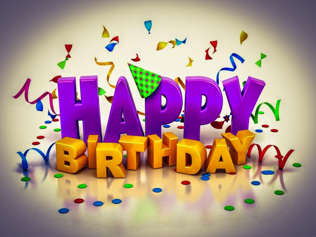 Happy Birthday Sayings  HDs Pulse Clip Art PPT Backgrounds