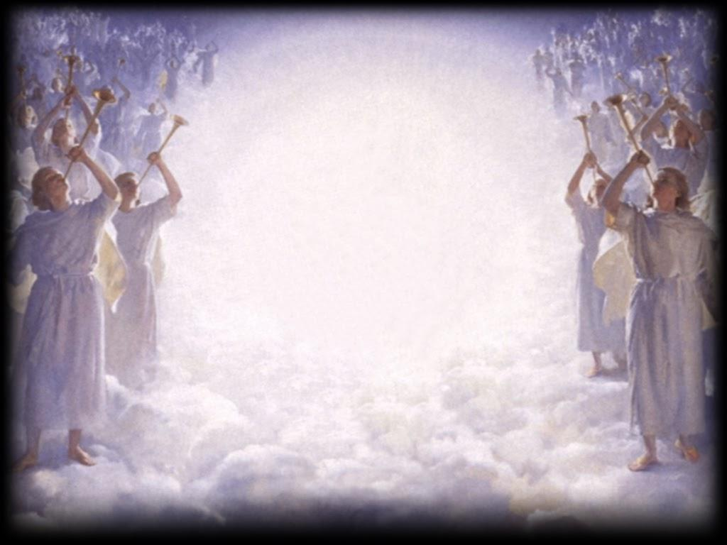 Holy Mass Images   Holy Angels Picture PPT Backgrounds