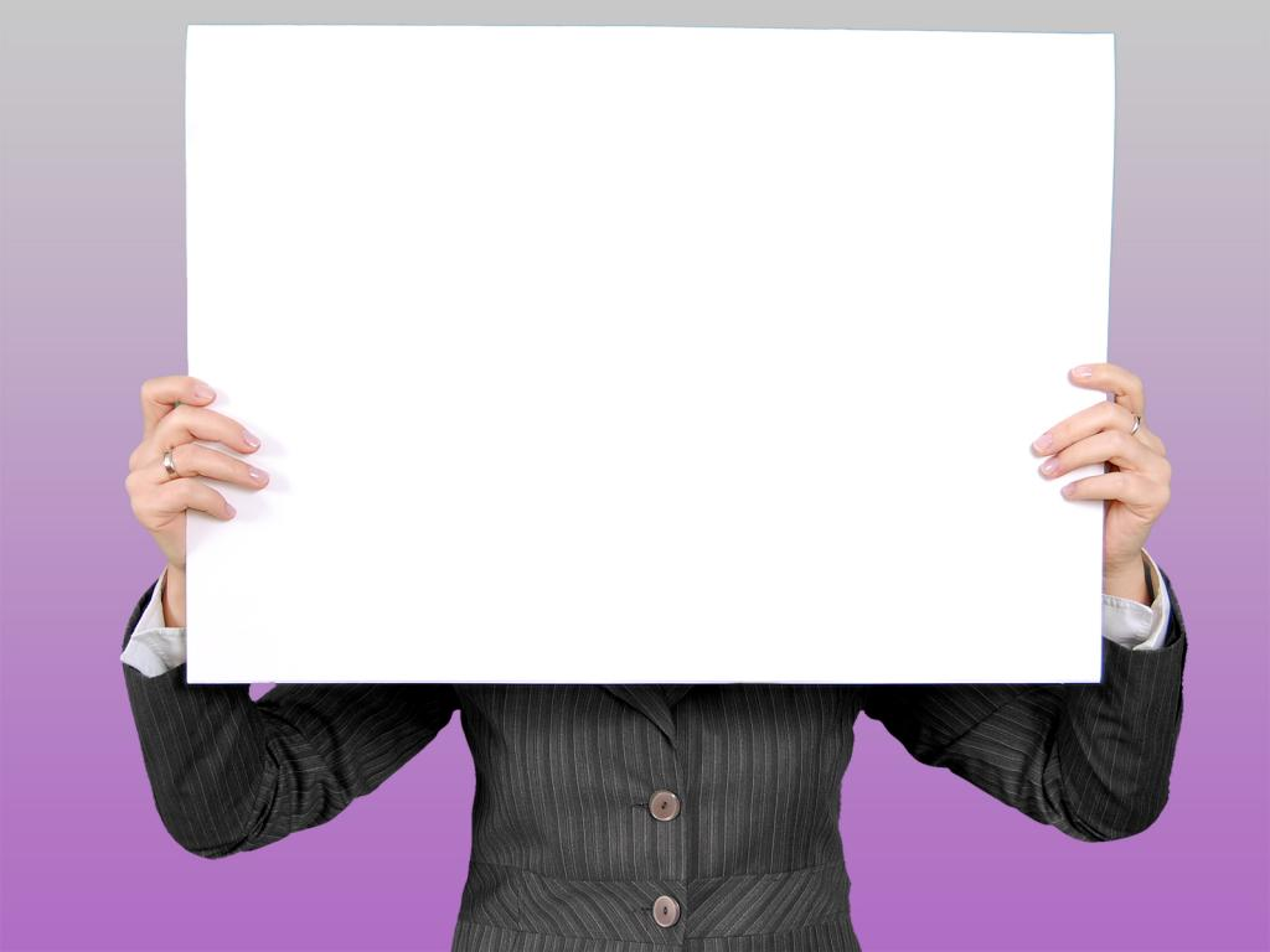 Information Board PPT Backgrounds