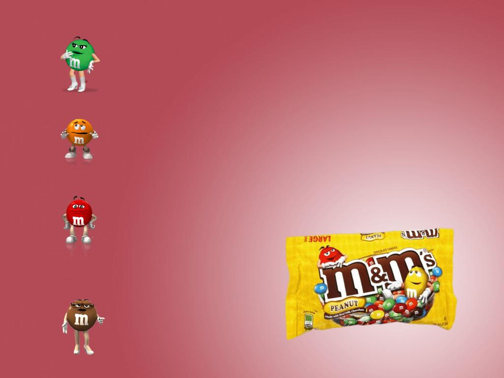 M&M Nice Sugar PPT Backgrounds