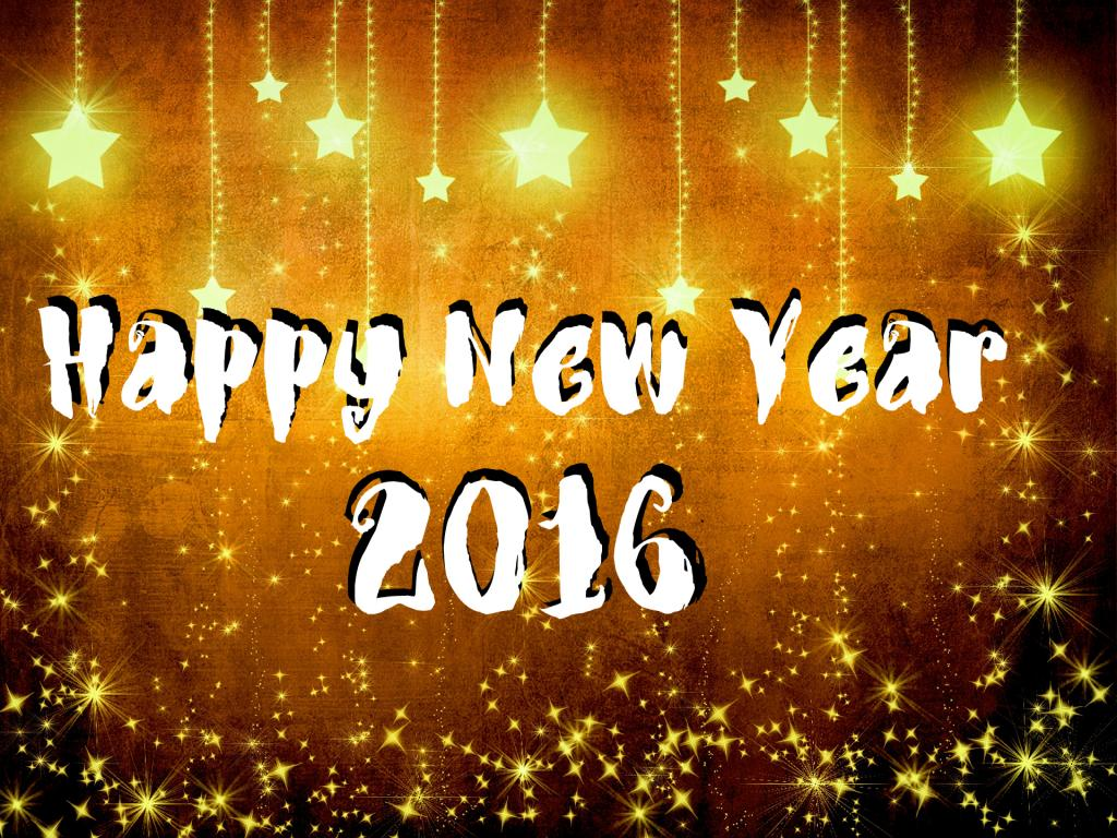 New Year Wallpaper PPT Backgrounds