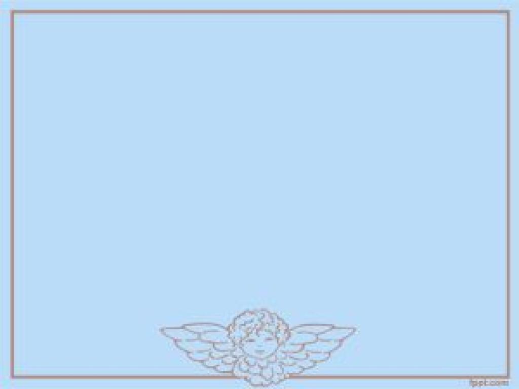 Pics Photos  Baby Girl Angel Templates Quality PPT Backgrounds