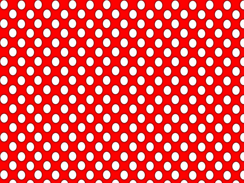 Polka Dots PPT Backgrounds