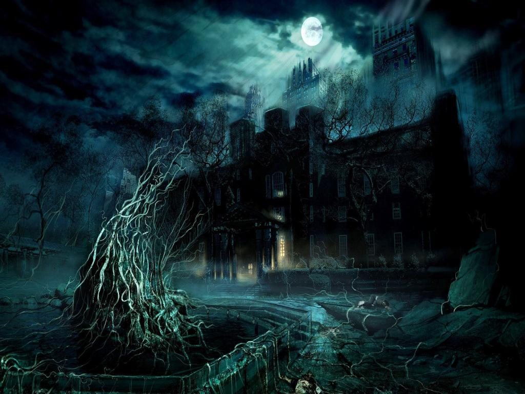 Scary Template 1024x768 Resolution Backgrounds - 1024x768 Large ...