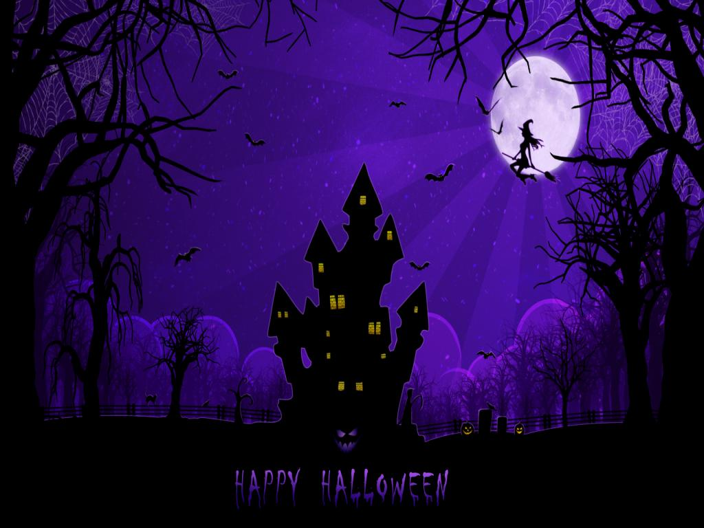 Spookys For Halloween Hongkiat PPT Backgrounds