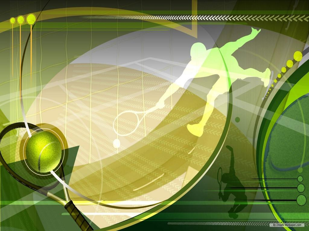 Sports Clipart PPT Backgrounds