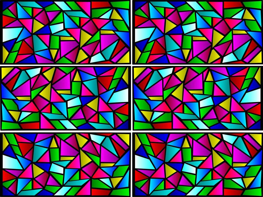 Stained Glass Hd  Quality PPT Backgrounds
