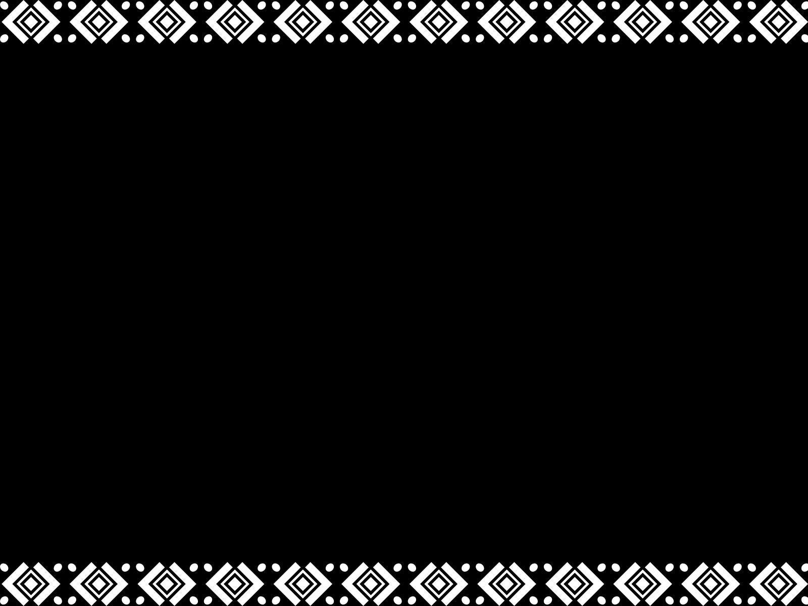 White Border PPT Backgrounds