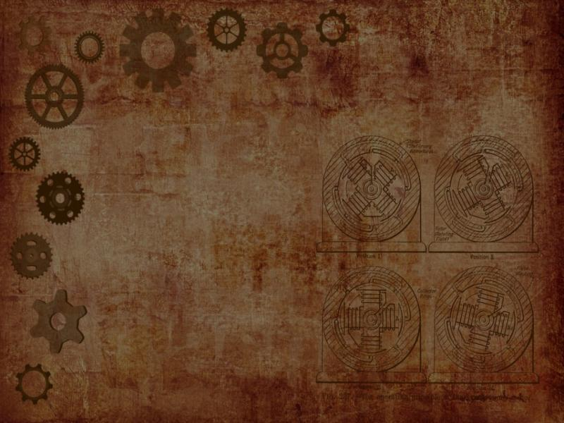 30 Awesome Steampunks Photo Backgrounds