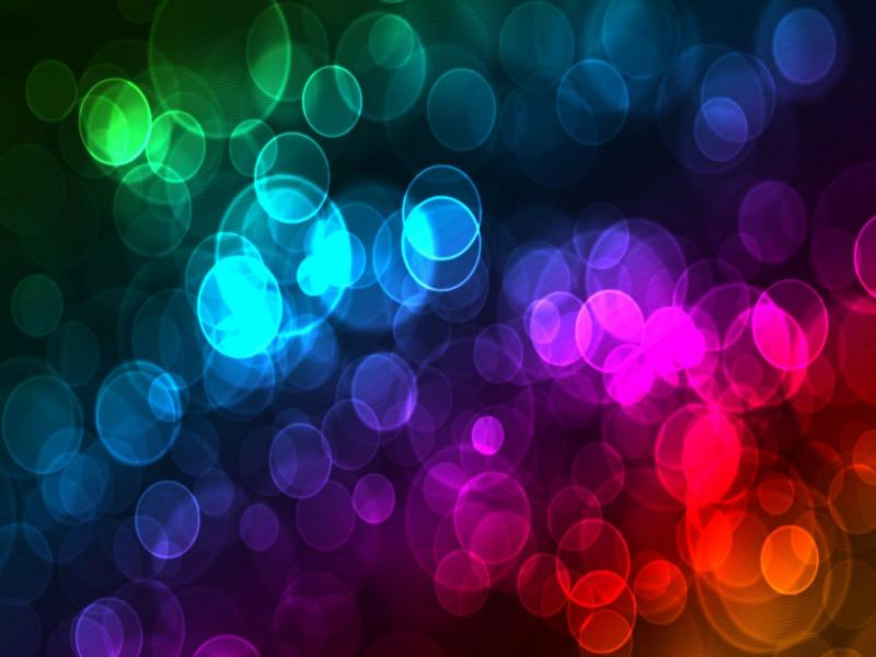 Abstract Bubbless Template Backgrounds
