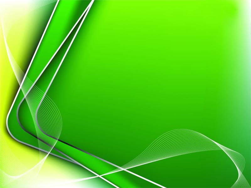 Abstract Green Backgrounds For Powerpoint Templates Ppt Backgrounds
