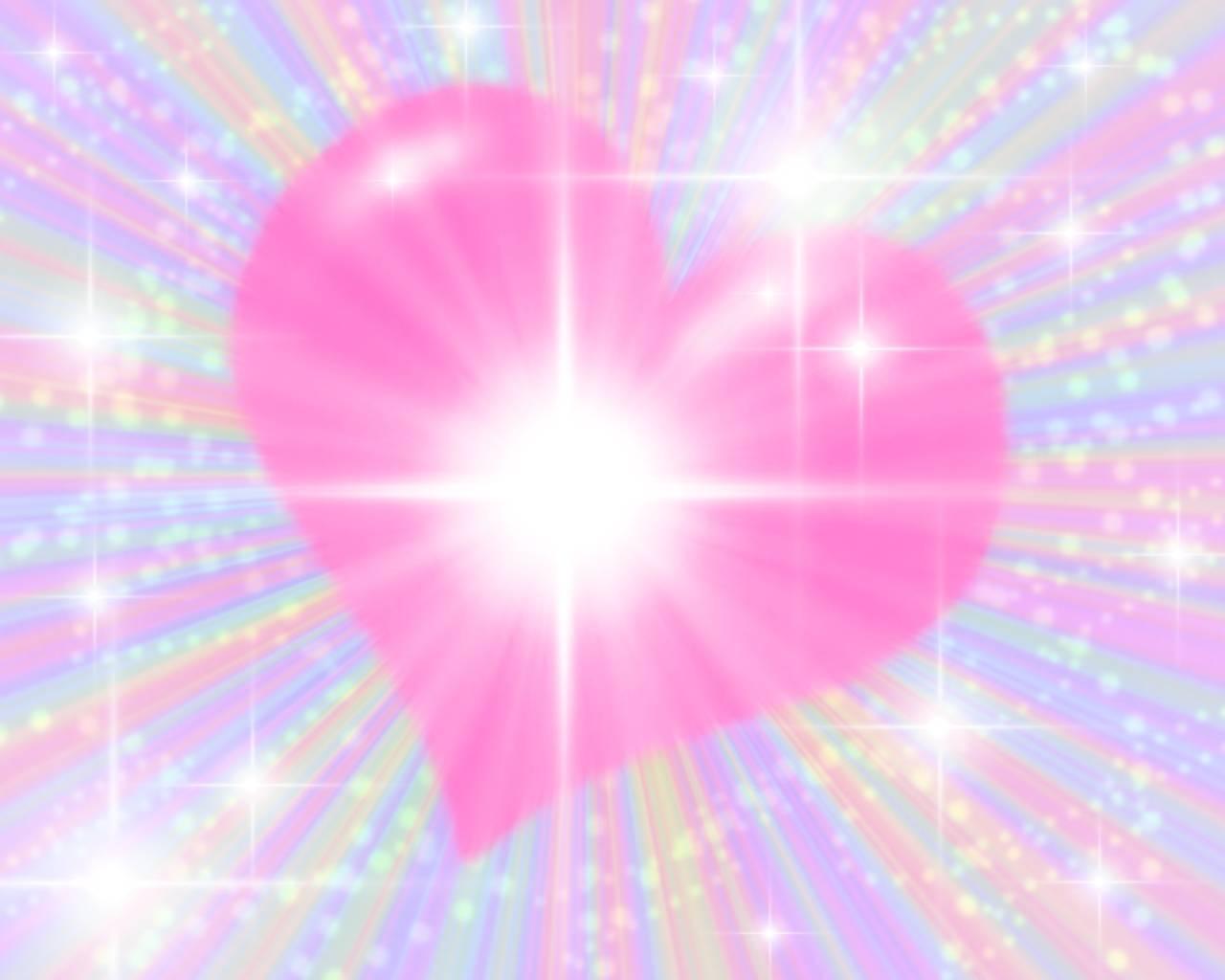 Abstract Heart Art Backgrounds