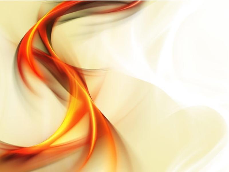 Abstract Orange Attractive Art Backgrounds