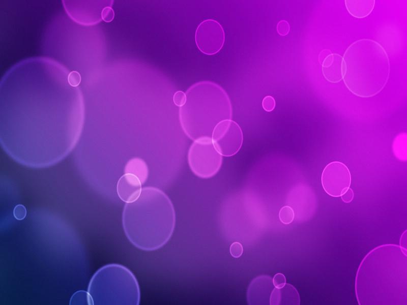 Abstract Purple Bokeh Photo Backgrounds
