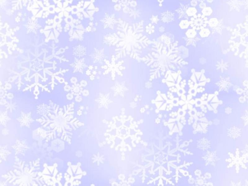 Abstract Snowflake Frame Backgrounds