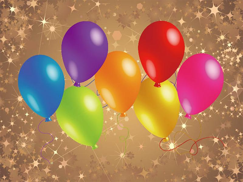 анимационные открытки с днем рождения летящие шары свое прилагаю так