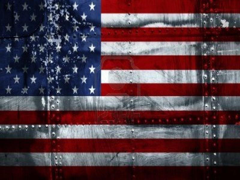American Flag Grunge American Graphic Backgrounds