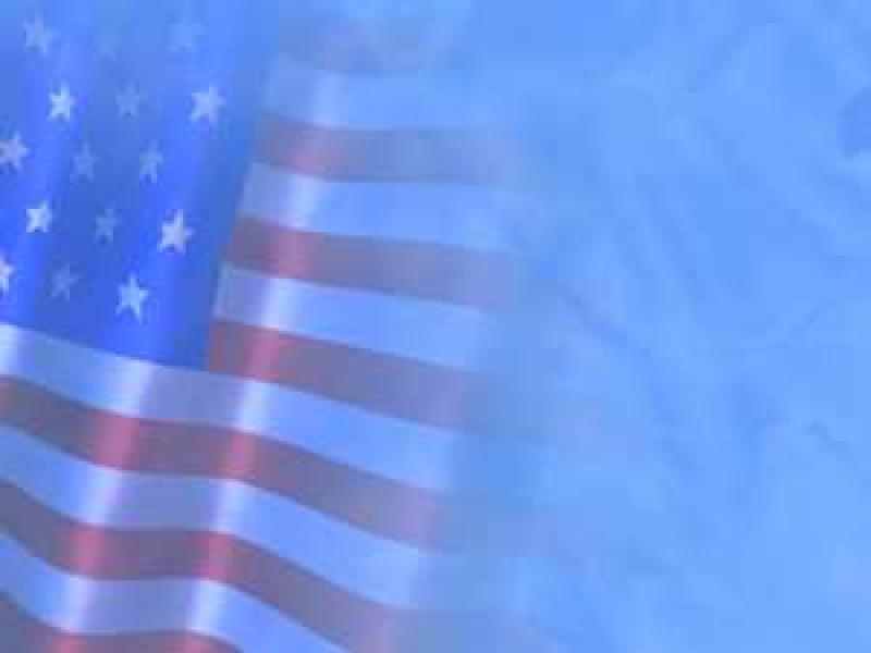 American Flags and Themes   Clip Art Backgrounds