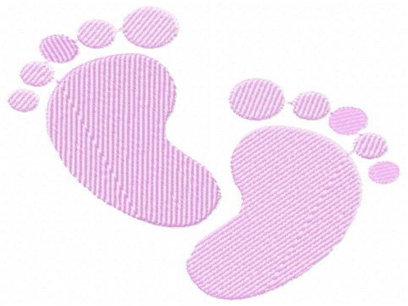 Baby Footprints image Backgrounds