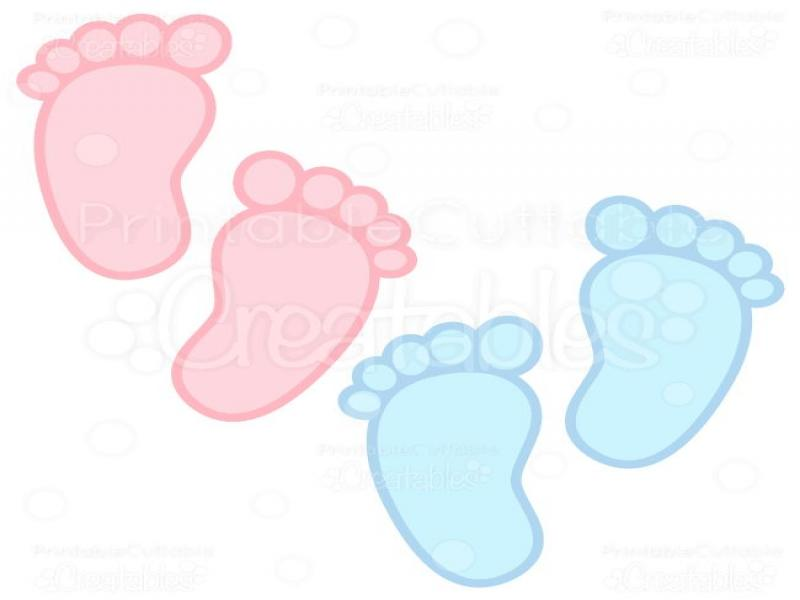 Baby Footprints Photo Backgrounds