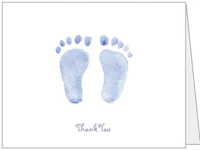 Baby Footprints Backgrounds