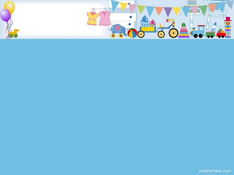 Baby Photo Backgrounds For Powerpoint Templates Ppt Backgrounds