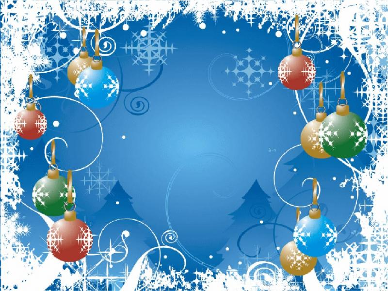 Background White Gallery Holiday Clipart Backgrounds