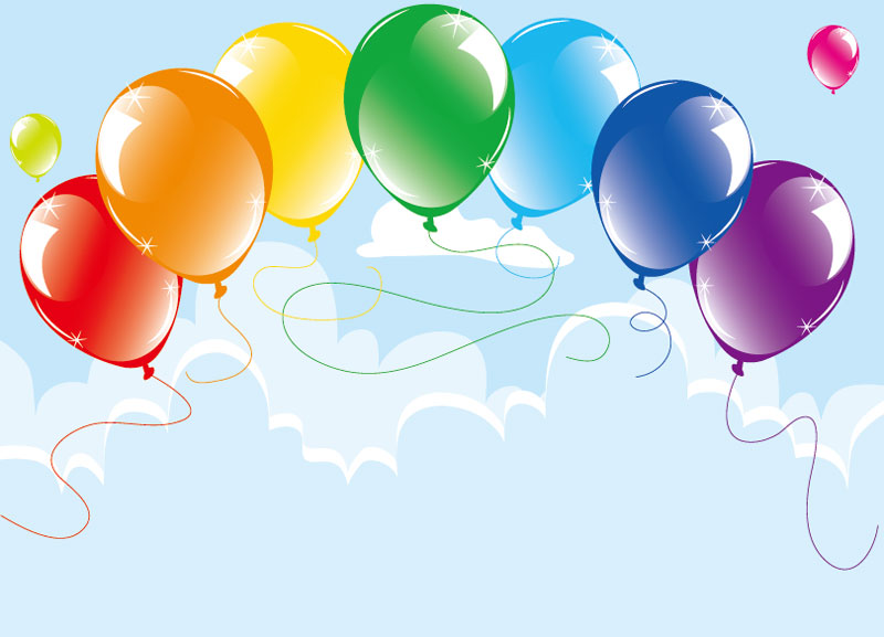 Balloon Pictures Quality Backgrounds
