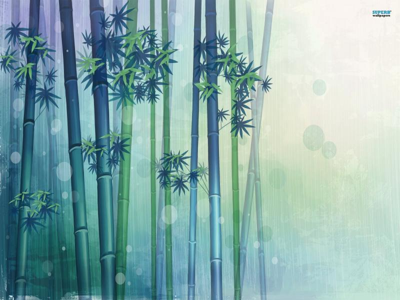 Bamboo Template Backgrounds