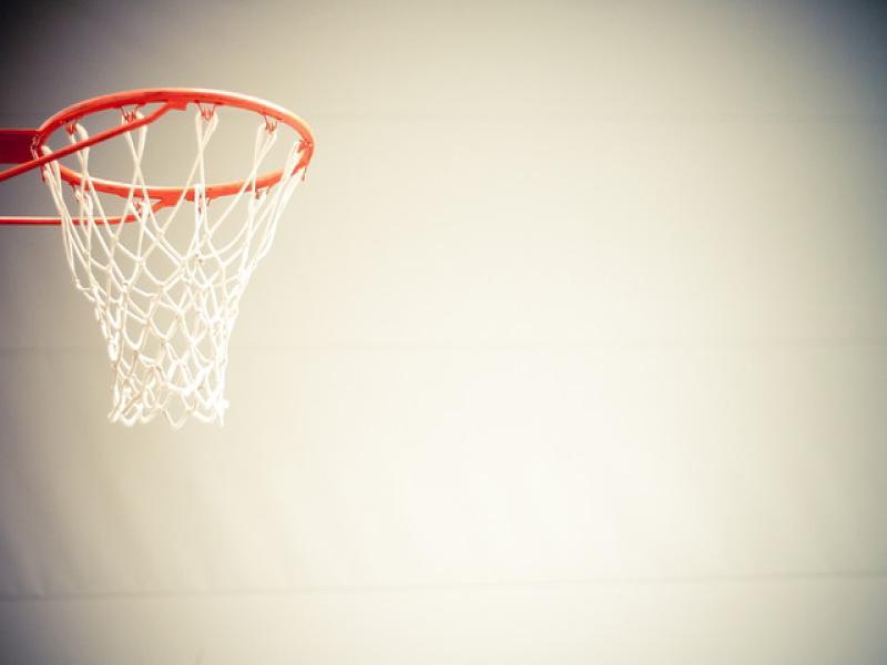 Basketballs For Slides Backgrounds