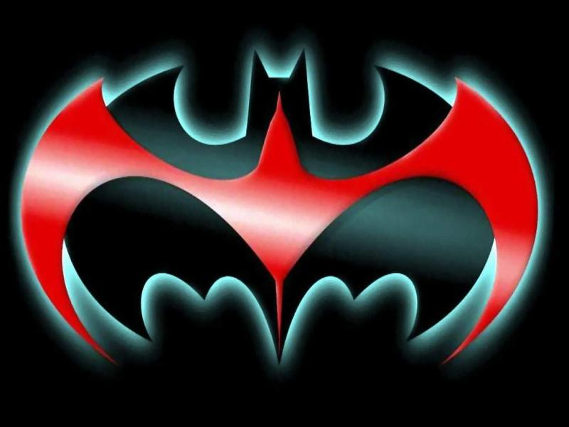 Batman Clip Art PPT Backgrounds