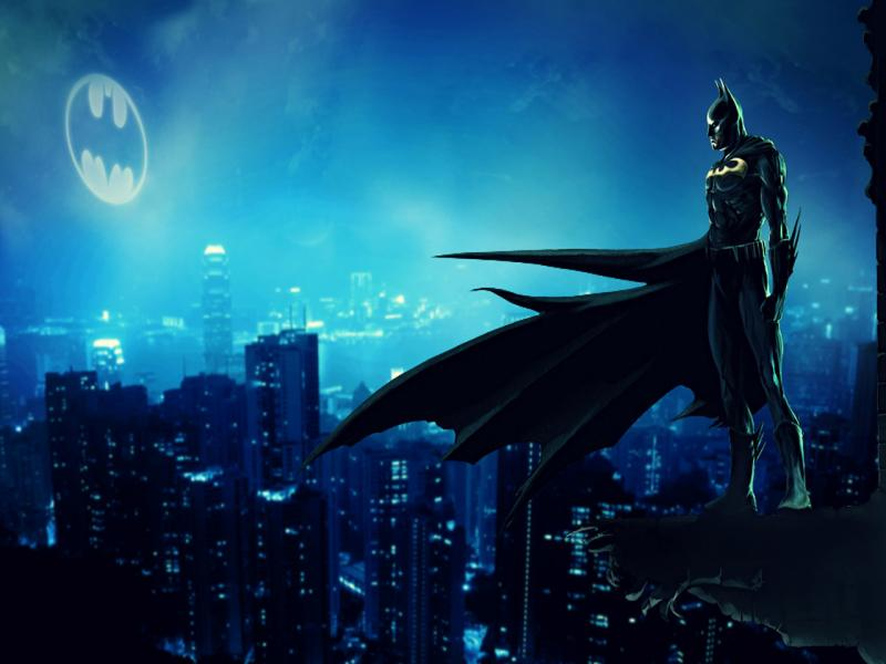 Batman Night Picture Backgrounds