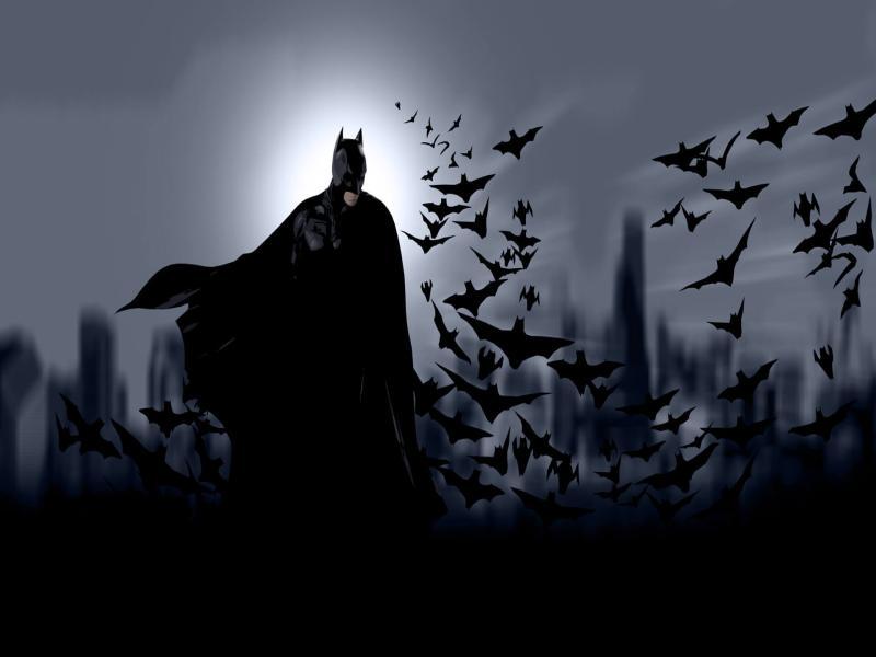 Batman Photo Backgrounds