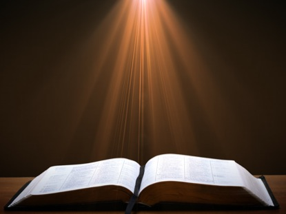 Bible Light Rays Backgrounds
