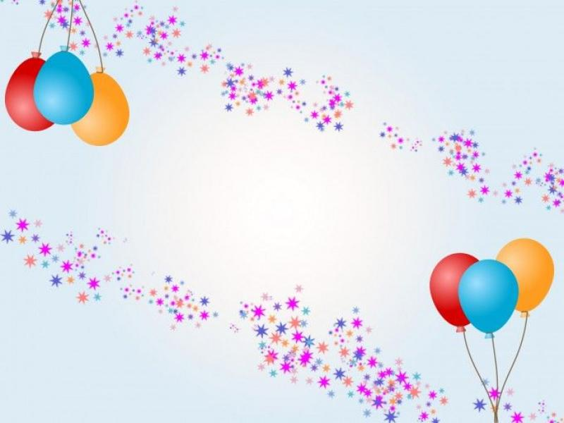 Birthday Design Backgrounds