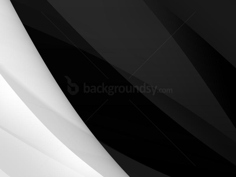 Black & White Abstract  Design Backgrounds