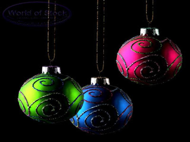 Black and Colorful Christmas Graphic Backgrounds