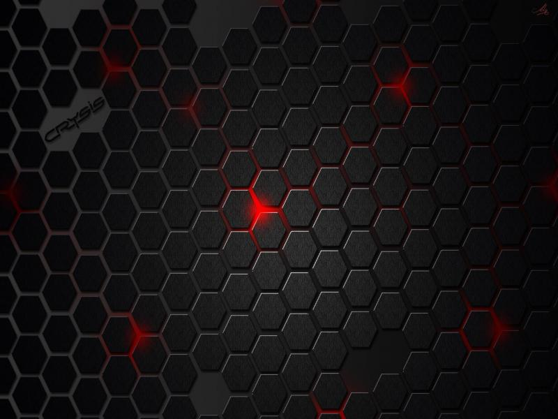 Black and Reds Template Backgrounds
