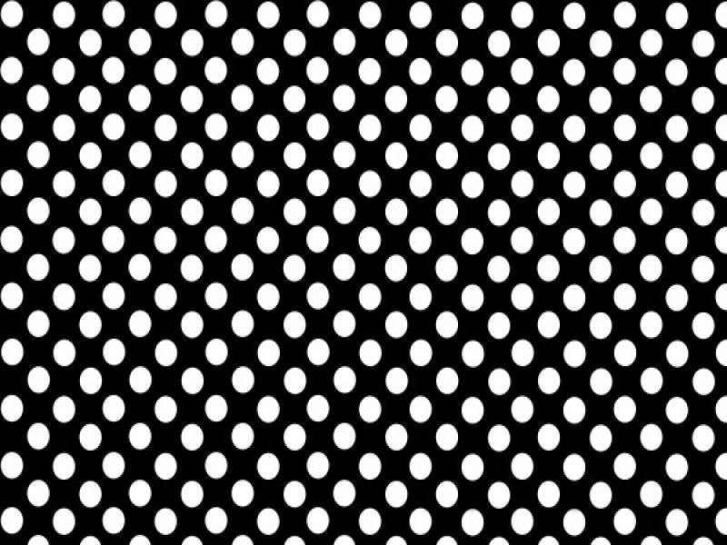 Black and White Polka Dot Desktop Backgrounds