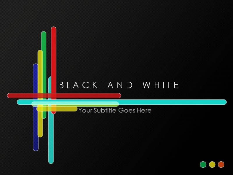 Black and White Templates For Presentations Black and   Wallpaper Backgrounds