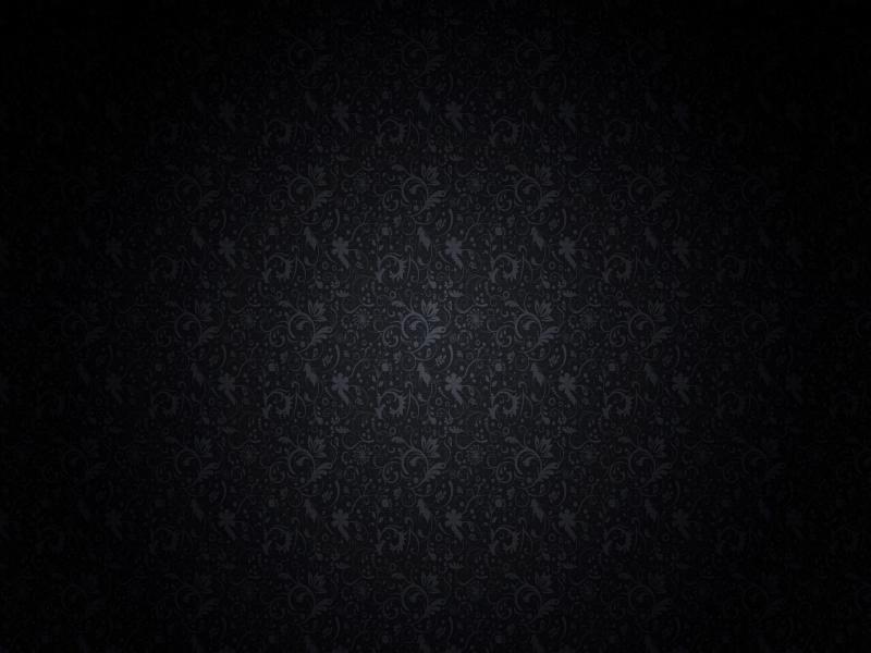 Black Patterned Art Backgrounds