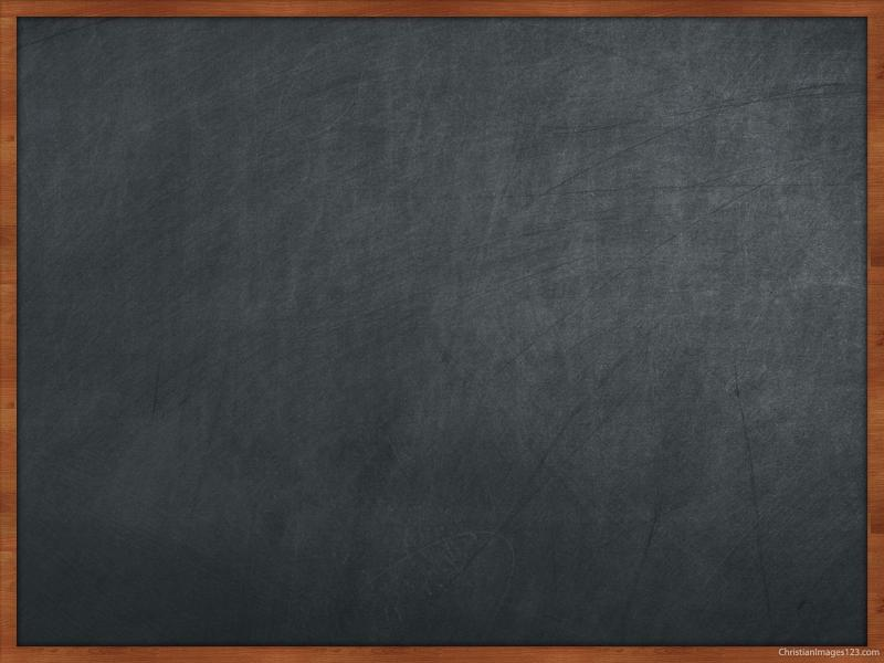 blank chalkboard with border quality backgrounds for powerpoint