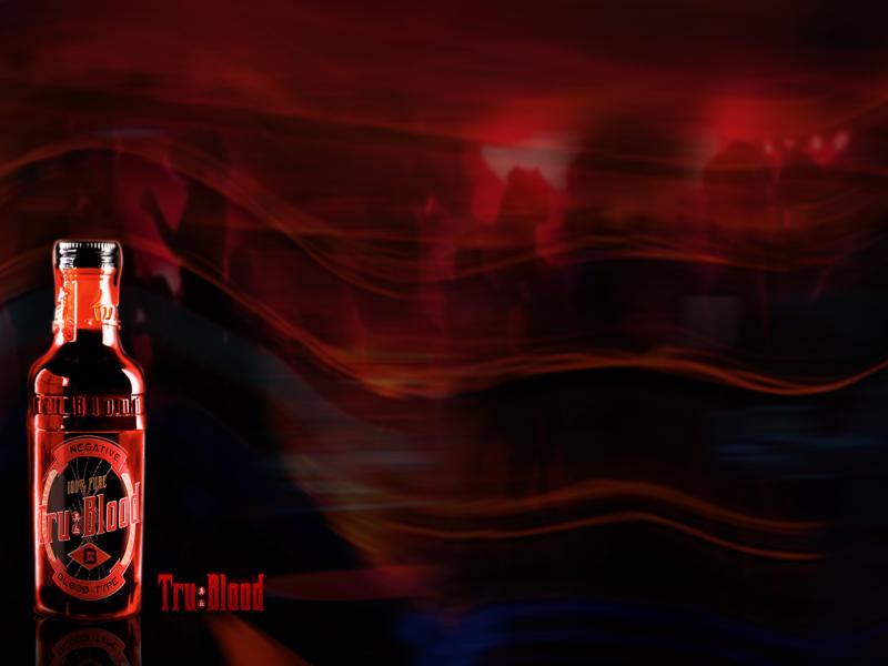 Blood Presentation Backgrounds