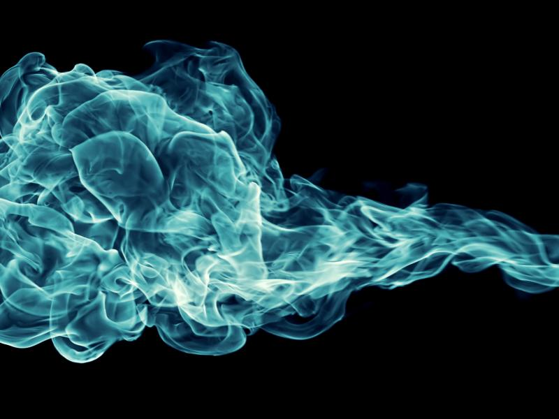 Blue Fire Hd Desktop Graphic Backgrounds For Powerpoint Templates Ppt Backgrounds