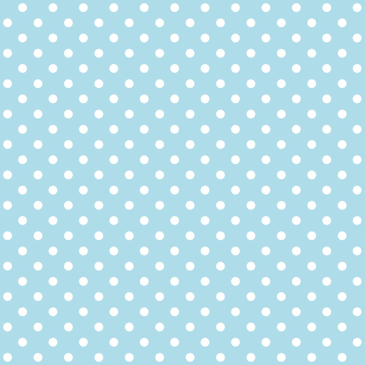 Blue Polka Dot Backgrounds