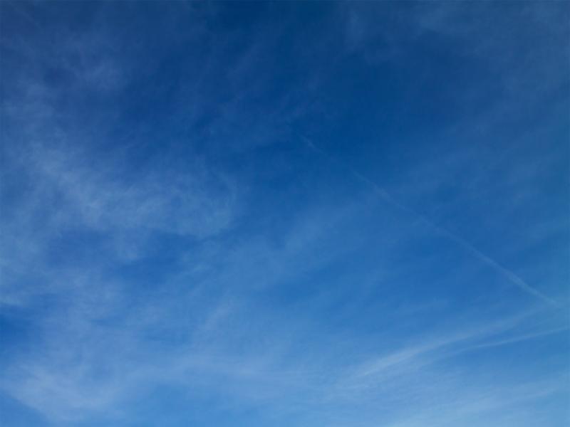 Blue Sky Slides Backgrounds