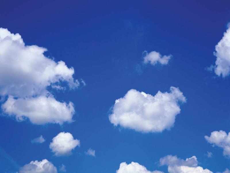 Blue Skys Blue Sky Desktops Blue Sky   Photo Backgrounds
