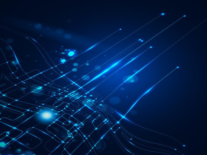 blue technology blue tech vector vectors download